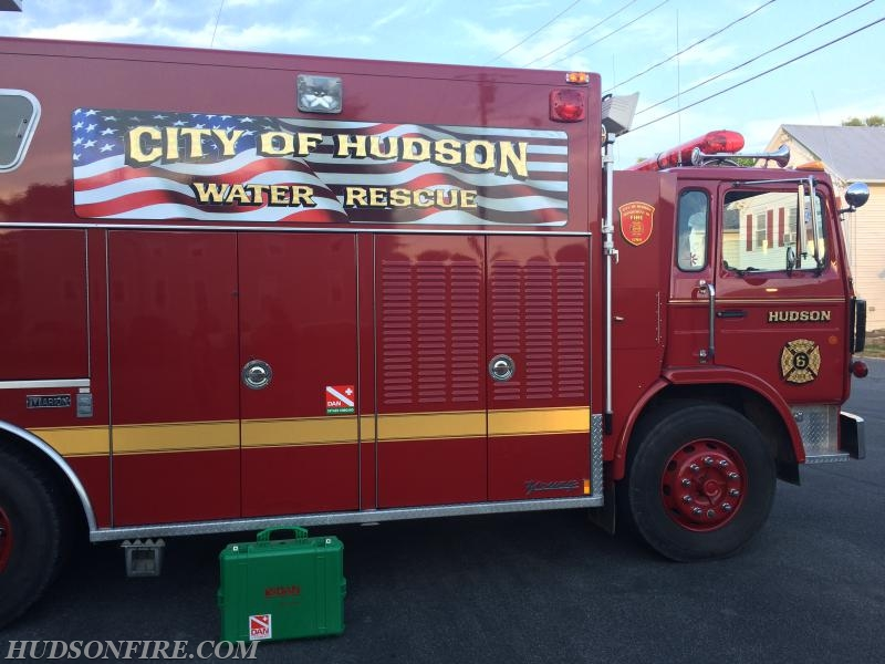 Water Rescue/Dive Truck 17-70
