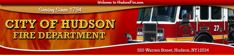City of Hudson Fire Department